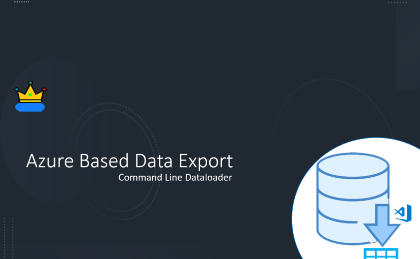 Automate SFDC Data Export Using ADO