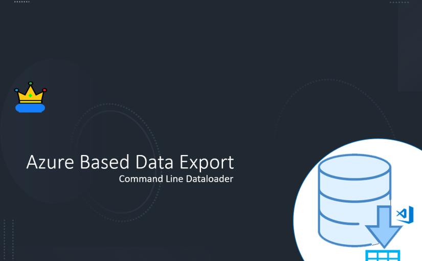 Automate SFDC Data Export UsingADO