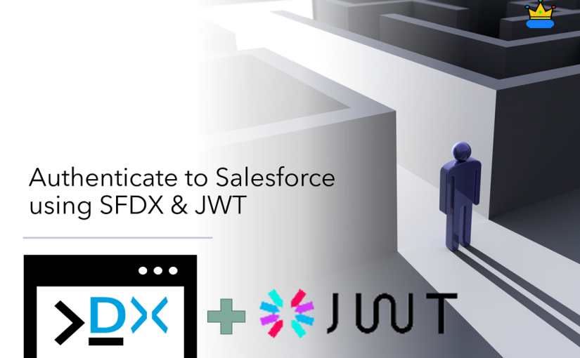 Authenticate SFDX using JWT