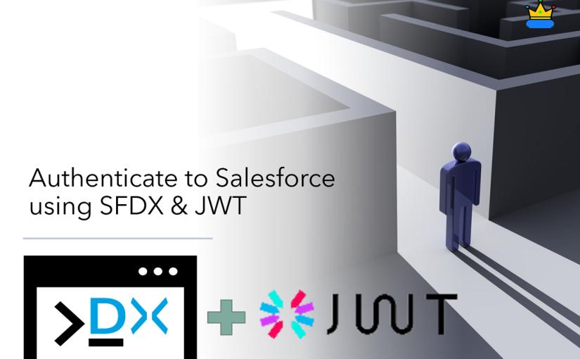 Authenticate SFDX usingJWT