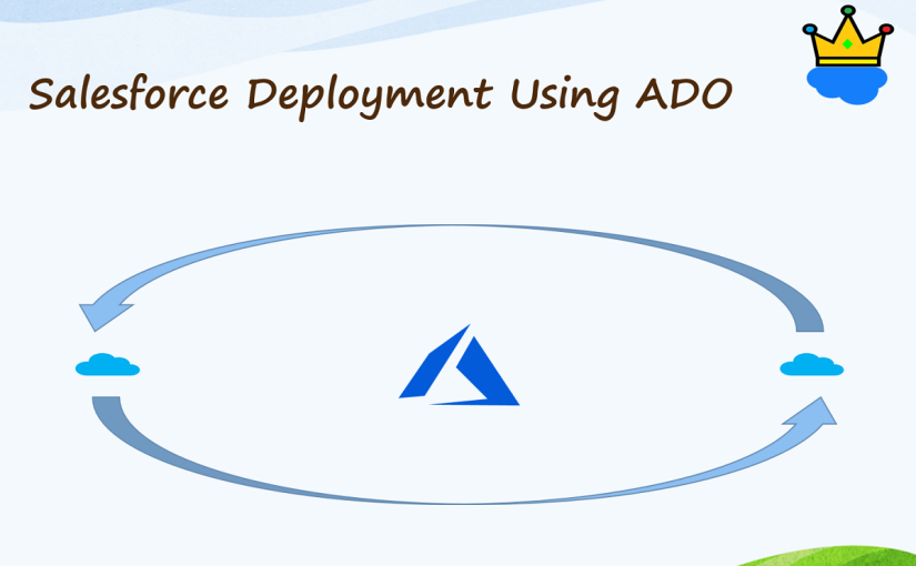 SFDC ANT Deployments using AzurePipelines